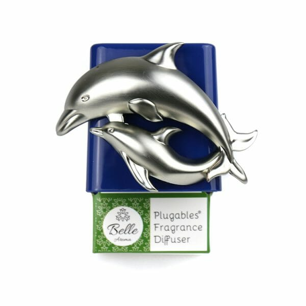 Platinum Dolphin Plugables® Electric Home Fragrancer