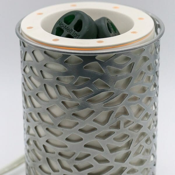 Branches ScenTrio Warmer with no-melt tarts