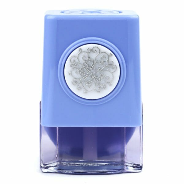 Floral Medallion Serenity Plugables® Electric Scented Oil Diffuser
