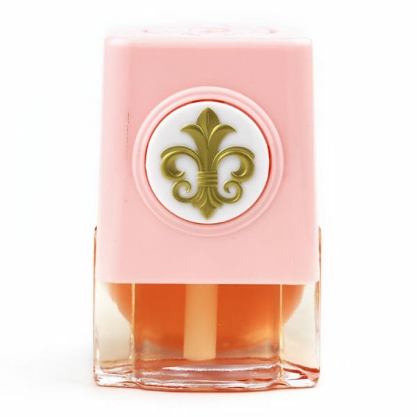 Fleur Medallion Rose Quartz Plugables® Electric Scented Oil Diffuser