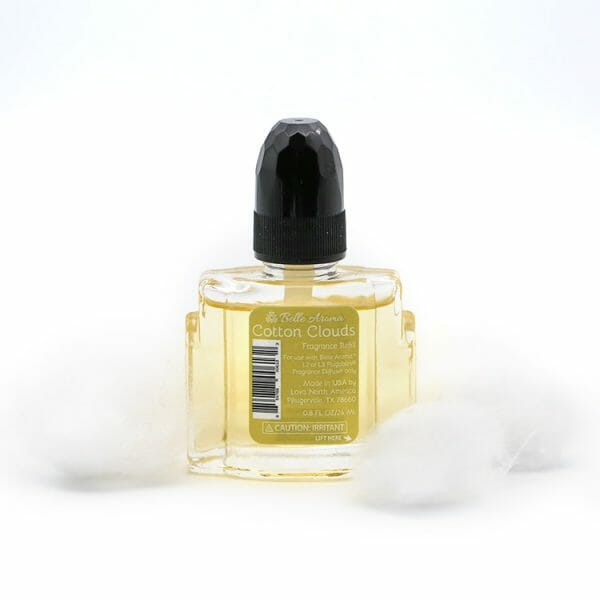 Cotton Clouds Oil For Plugables® Electric Home Fragrancer and Pier 1® Accent Electric Diffusers