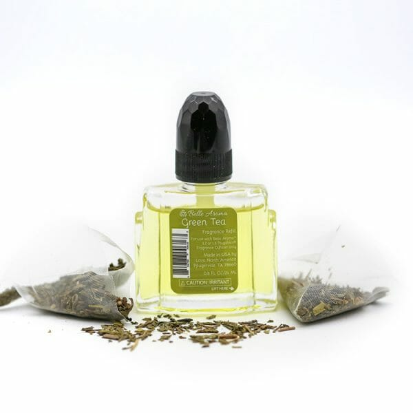 Green Tea Oil For Plugables® Electric Home Fragrancer and Pier 1® Accent Electric Diffusers