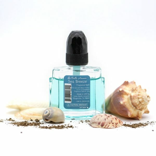 Sea Breeze Oil For Plugables® Electric Home Fragrancer and Pier 1® Accent Electric Diffusers