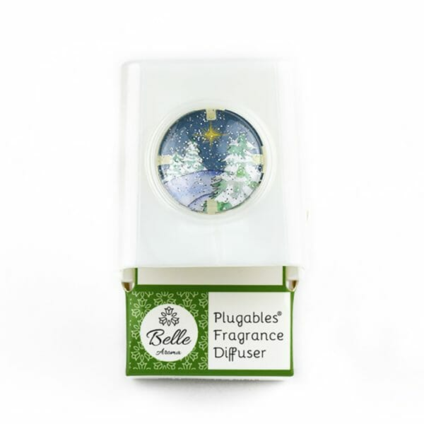 Glitter Domes™ Snowy Scene Home Fragrancer