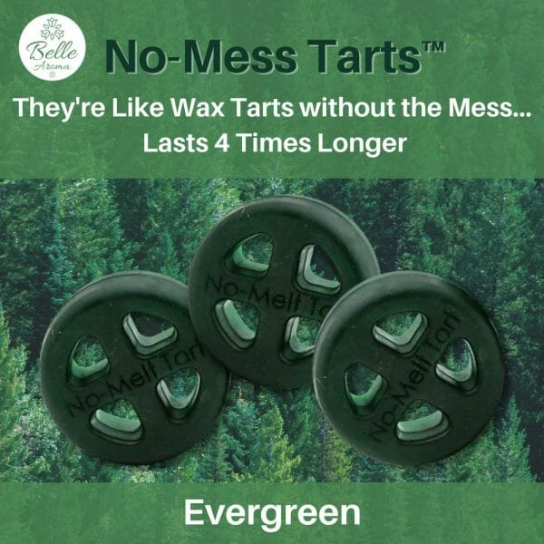 For Evergreen No Mess Tart by Belle Aroma
