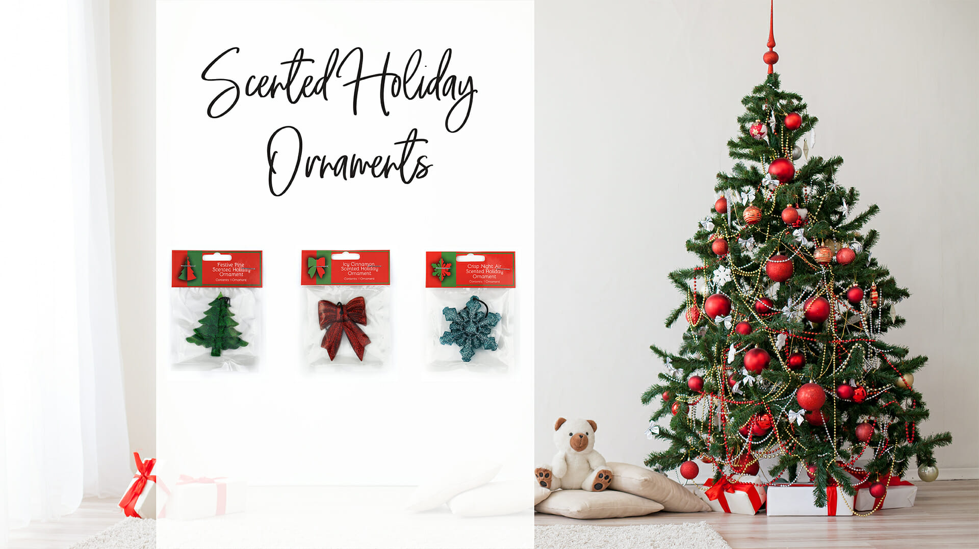 Try our Decorative Scented Holiday Ornaments to Spice Up ...
