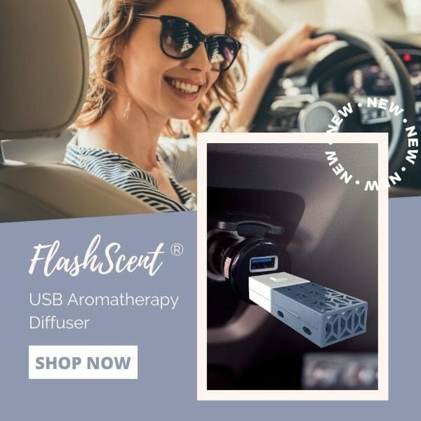 FlashScent USB Diffuser