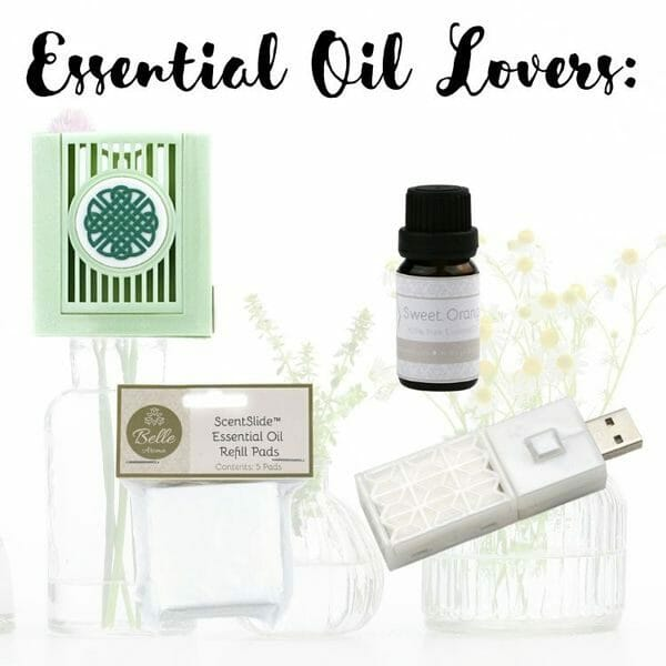 Essential Oil Lovers Holiday Gift Bundle