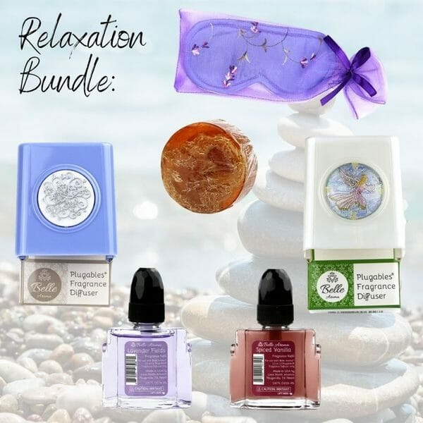 Relaxation Holiday Gift Bundle
