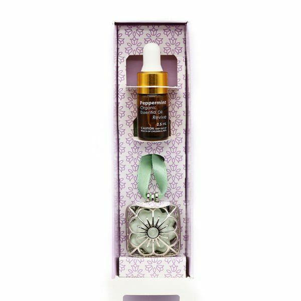Aromatherapy Scent Pendant - Peppermint