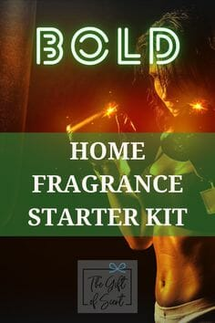 I am Bold Home Fragrance Starter Kit