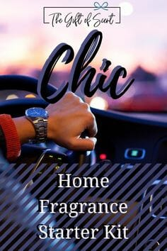 I Am Chic Home Fragrance Starter Kit
