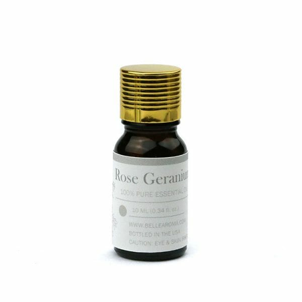 Belle Aroma® 10 ml 100% Pure Rose Geranium Essential Oil