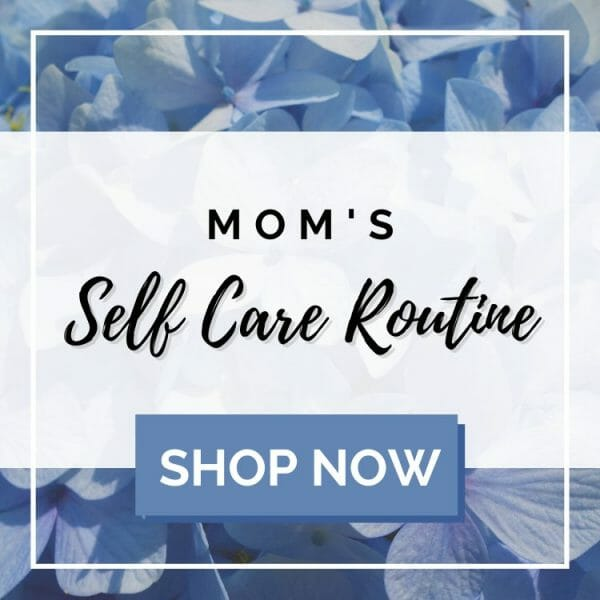 Mom's Self-Care Routine