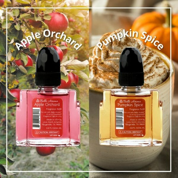 Apple Orchard and Pumpkin Spice