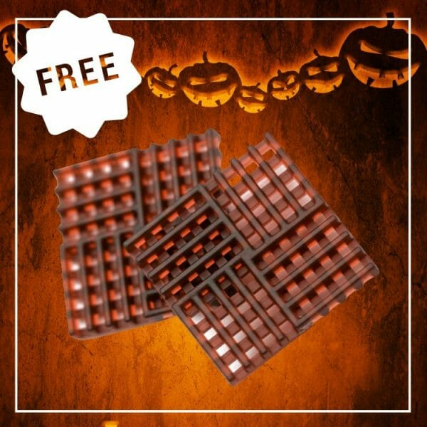 Trick or Treat 5 Free Fragrance Wafers